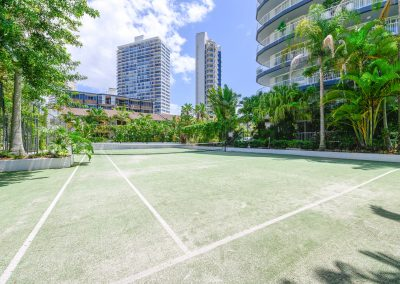 Surfers Mayfair Guest Tennis Courts
