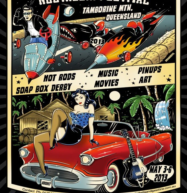 Belts and Gasoline Festival 3-5 May 2013