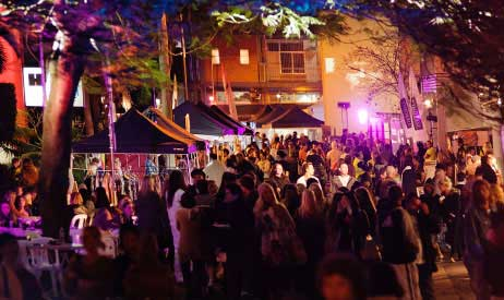 Celebrate a One-Way Street Party in Surfers Paradise