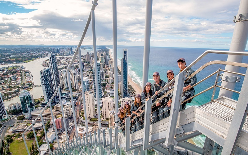 Two Ways to Marvel at Gold Coast's Beauty