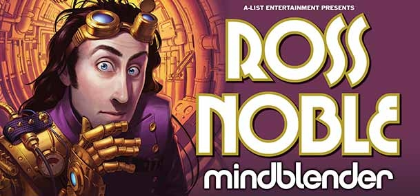 Ross Noble Stand-Up Show